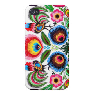 Polish folk art iPhone case iPhone 4 Covers