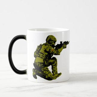 Polish Freedom Soldier Magic Mug