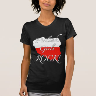 Polish Girls Rock! T-Shirt