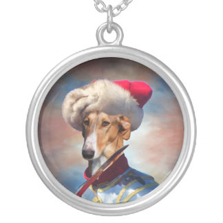 Polish Greyhound-Chart Polski Hussar Necklace