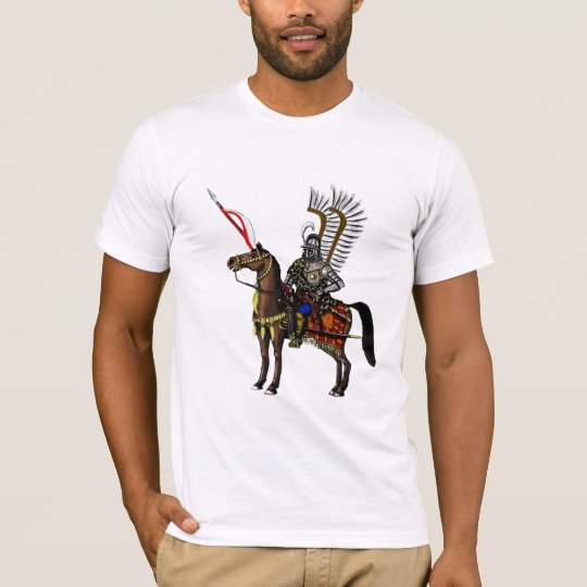 Polish hussar cool t-shirt