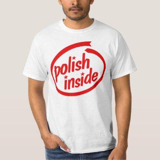 Polish Inside T-Shirt