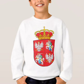 Polish Lithuanian Commonwealth Coat of Arms Sweatshirt