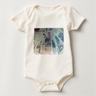 Polish Loti Baby Bodysuit