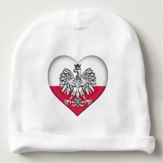 Polish Love Beanie Baby Beanie