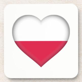 Polish Love Coaster