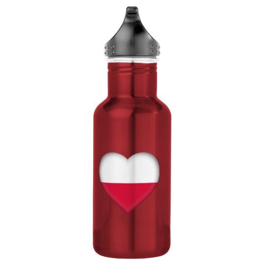 Polish Love Water Bottle