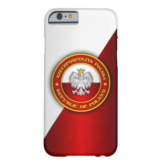 Polish Medallion Barely There iPhone 6 Case