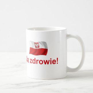 Polish Na zdrowie Mugs