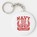 Polish Navy Key Chains