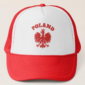 Polish Pride Eagle Symbol Trucker Hat