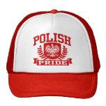 Polish Pride Mesh Hats