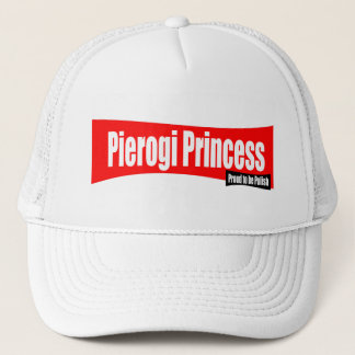 Polish Pride - Pierogi Princess Baseball Cap