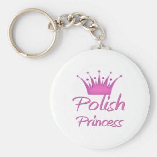 Polish Princess Key Ring