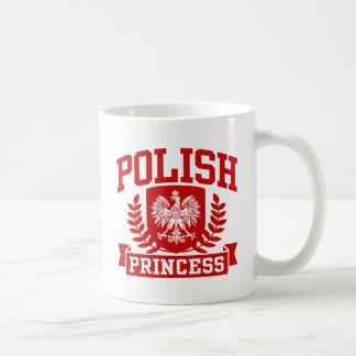 Polish Princess Mugs