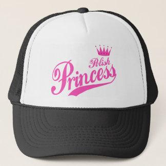 Polish Princess Trucker Hat