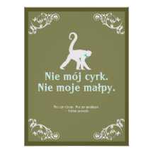 Polish Proverbs Posters Prints Zazzle Uk