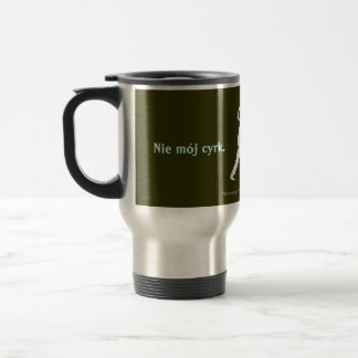 Polish Proverb Travel Mug