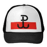 Polish Resistance Flag Hat
