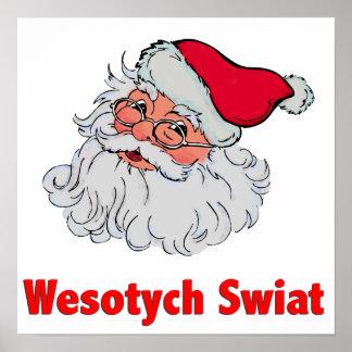 Polish Santa Claus #2 Poster