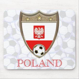 Polish Soccer Mouse Mat