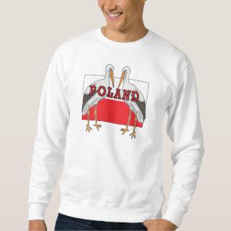 Polish White Stork Poland Sweatshirt