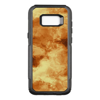 Polished Glimmering Rubbed Gold OtterBox Commuter Samsung Galaxy S8+ Case