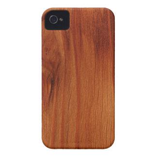 Polished Wood Design Blackberry Bold Case
