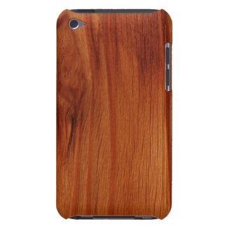 Polished Wood Pattern 01 iPod Touch G4 Case