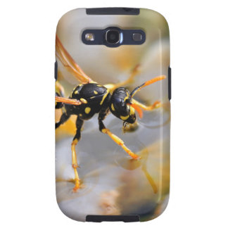 Polistes dominula on drinking water galaxy s3 cover