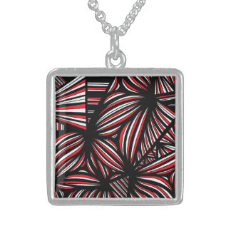 Polite Acclaimed Stupendous Determined Square Pendant Necklace