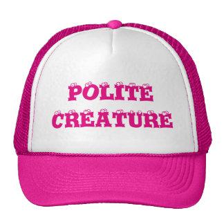 Polite Creature Trucker Hat