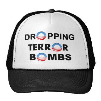 Political Anti Obama Shirt Cap