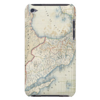 Political Chart iPod Touch Case-Mate Case