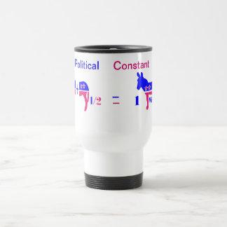 Political Constant Mug