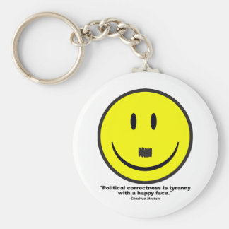 political correctness keychains