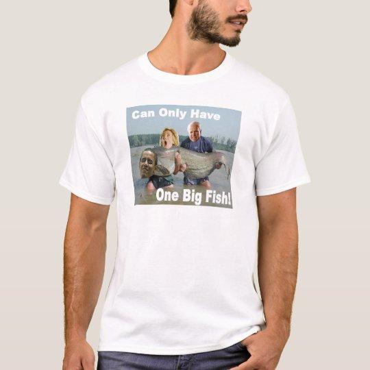 Political Fishing T-Shirt