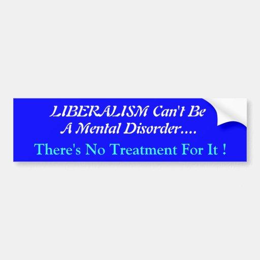 Political Humor on a Bumper Sticker