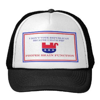 Political Items Cap