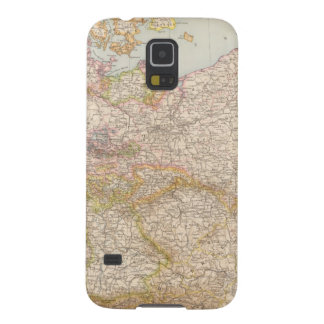 Political Map of Germany Galaxy S5 Covers