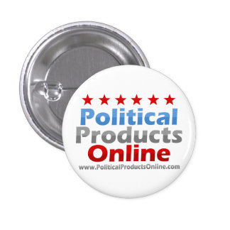Political Products Online 3 Cm Round Badge