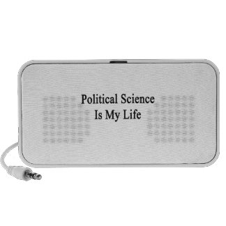 Political Science Is My Life Travelling Speaker