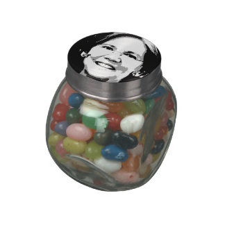 POLITICAL TREATS JELLY BELLY CANDY JARS