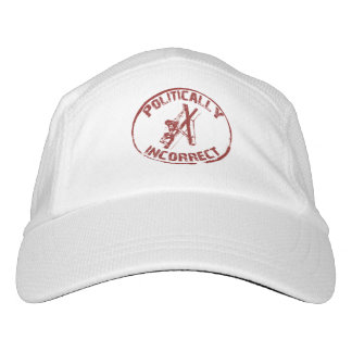Politically Incorrect Crucifixion of Christ Images Hat
