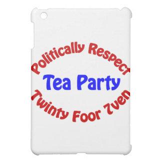 Politically Respect - Tea Party Case For The iPad Mini
