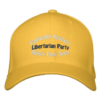 Politically Respect - Twinty Foor 7ven Embroidered Baseball Cap