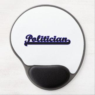 Politician Classic Job Design Gel Mouse Pad