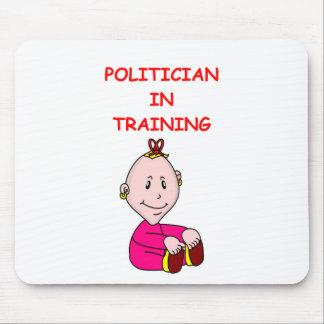 POLITICIAN MOUSEPAD