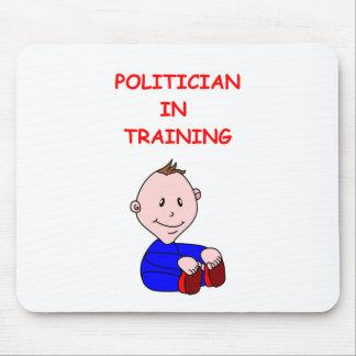 POLITICIAN MOUSE PAD