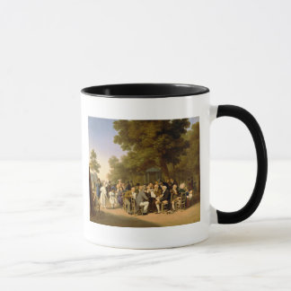 Politicians in the Tuileries Gardens, 1832 Mug